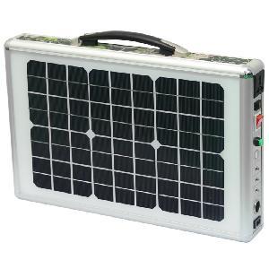 15W Taşınabilir Güneş Enerjisi Setleri